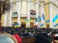 Чиновники Винницы договорились с НР о беспрепятственном доступе в ОГА и облсовет
