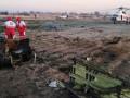 Украина и Иран решают, как обеспечить безопасность перевозки тел погибших