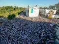 В Киеве на освящение Патриаршего собора собрались 20 тысяч паломников (ФОТО)