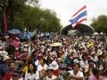 В Таиланде военные призвали всех демонстрантов расходиться по домам