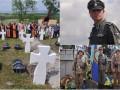 Во Львовской области перезахоронили бойцов СС Галичина