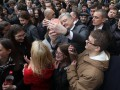 После праздников Порошенко поедет делать селфи во Львов