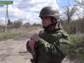 Боевики сняли постановочный сюжет о боях с