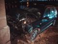 В Киеве евробляха перевернула Ладу: оба водителя пострадали