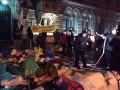 Итоги 26 февраля: Разгон Финансового Майдана и обыск в Печерском суде