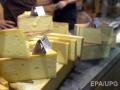 В Самаре 12 кг санкционного сыра уничтожили с помощью отбеливателя