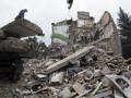 Обнародованы новые фото разрушений в Снежном от авиаудара