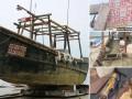 К берегам Японии прибило лодку с трупами