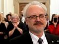 На инаугурации нового президента Латвии произошел казус