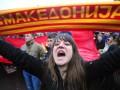 Безвизовый режим Украины с Македонией продлен на год
