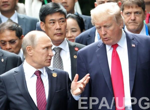 Трампу и Путину пришлось долго ждать возможности встретиться и основательно обо всем поговорить