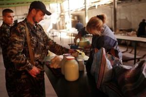 В Украине продолжат принимать молоко у населения