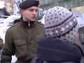 Опубликовано видео с погибшим на Грушевского Михаилом Жизневским