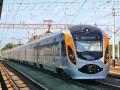 Под Харьковом сломался поезд Hyundai