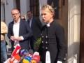 Тимошенко заявила о совместном плане с Саакашвили