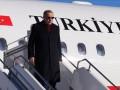 В начале февраля в Украину прилетит Эрдоган