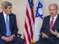 Сегодня госсекретарь США и премьер Израиля обсудят Сирию и палестинский вопрос