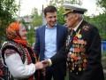 Зеленский встретился с ветеранами УПА и СССР