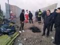Крушение самолета МАУ: появились списки погибших