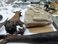 В Сербию пытались ввезти древние артефакты под видом украинского паркета
