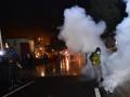 Демонстранты штурмовали парламент Албании: Есть раненые