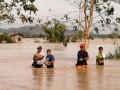 На Филиппинах число жертв тайфуна превысило 40 человек