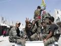Сирийские повстанцы начали масштабное наступление на ИГ в Ракке