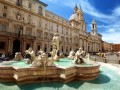 В Риме на полтысячи евро оштрафовали туриста, собиравшего монеты в фонтане