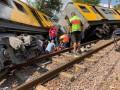 Число жертв столкновения поездов в ЮАР увеличилось
