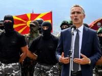 НАТО и Македония начали переговоры о присоединении