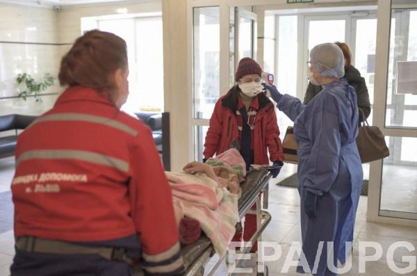 В Украине 25 новых случаев коронавируса