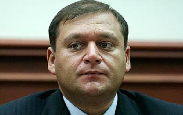 Добкин попытается стать президентом Украины.