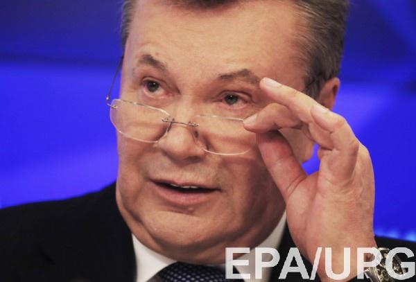 Судья заверил адвокатов, что приговор Янукович доступно написан