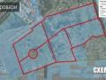 В Броварах арестовали землю дальнего родственника Медведева