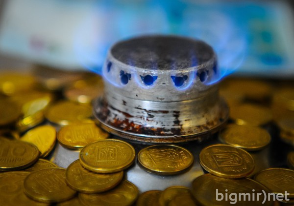 Цена газа для промышленности на условиях предоплаты составит 6 036,0 грн/тыс куб м
