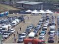 На Керченской переправе в очереди стоят более 3000 автомобилей