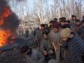 В Индии разбился военный самолет