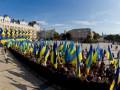 Празднование Дня Независимости в Киеве и Украине: онлайн-репортаж
