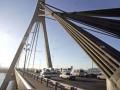 В столице 6 детей забрались на Северный мост: С высоты 100 метров их сняли спасатели