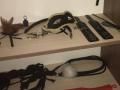 Арсенал плетей: во Львове разоблачили БДСМ-студию