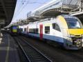 В Брюсселе остановилось движение поездов из-за бомжа