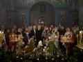 Президент Порошенко с семьей поздравил Украину с Рождеством Христовым