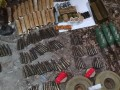 На Луганщине нашли схрон с противотанковыми минами