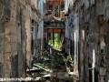 Славянск с высоты птичьего полета: видео разрушенного боевиками города