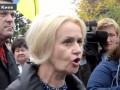 Фарион: Украина должна стать острием Третьей мировой войны (видео)