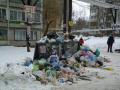 Мусорный коллапс в Днепре: отходы не вывозят уже неделю