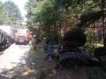 В аварии с участием фуры и трактора на Ровенщине пострадал водитель