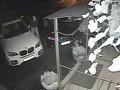 В центре Киева ночью сожгли автомобиль