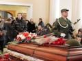 В Луганске на похороны