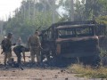 Карта АТО: трое бойцов погибли и четверо получили ранения